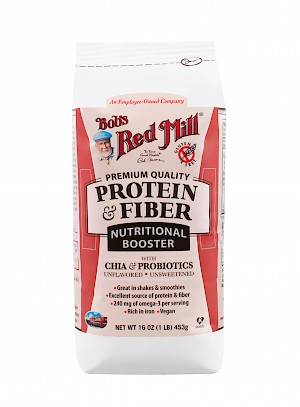 Bob's Red Mill Nutritional Booster Protein & Fiber is a HIT!