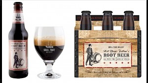 Small Town Brewery Not Your Father's Root Beer is a HIT!