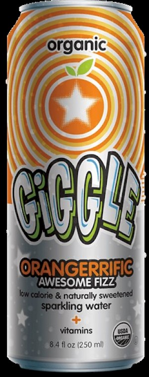 Soul Fizz Giggle Orangerrific is a HIT!