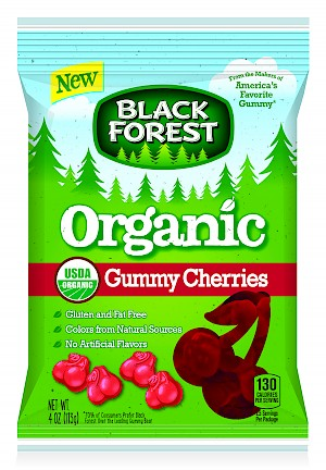 Black Forest Organic Gummy Cherries is a HIT!