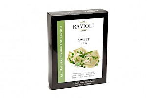 The Ravioli Store Handmade Ravioli Sweet Pea is a HIT!