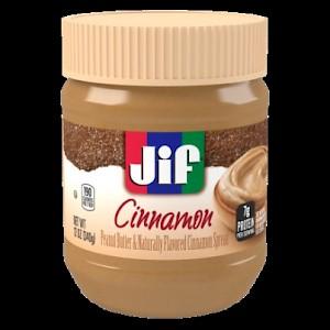 Jif Breakfast Spreads Cinnamon
