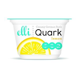 Elli Quark Lemon is a HIT!