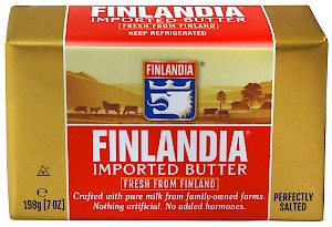 Finlandia Imported Butter Salted is a HIT!