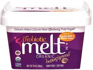 MELT Organic Buttery Spread Original/Probiotic is a HIT!