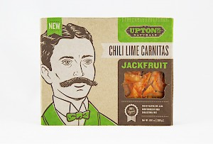 Upton's Naturals Carnitas Jackfruit Chili Lime is a HIT!