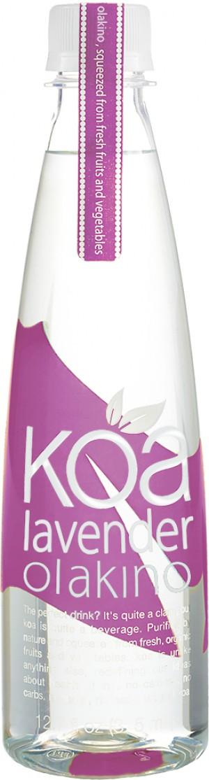 Koa Organic Beverages Lavender Olakino is a HIT!