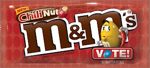 M&M's Chili Nut is a MISS!
