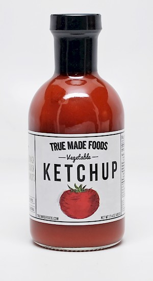 True Made Foods Tomato Vegetable Ketchup is a HIT!