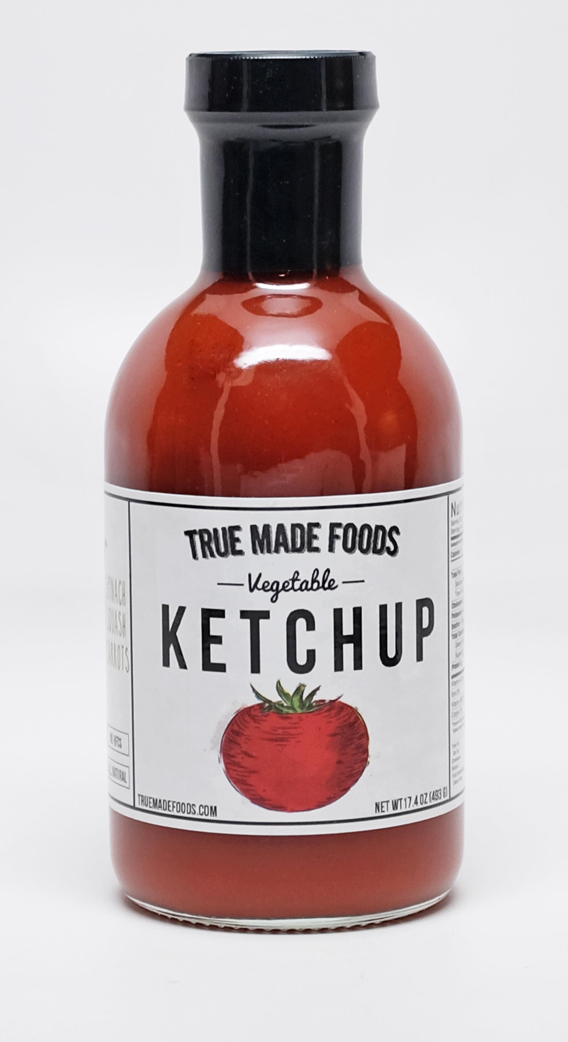 True Made Foods: Vegetable Ketchup