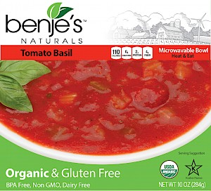 Tabatchnick Benje's Naturals Tomato Basil is MY PICK OF THE WEEK!