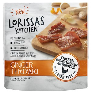 Lorissa's Kitchen Premium Chicken Cuts Ginger Teriyaki is a HIT!