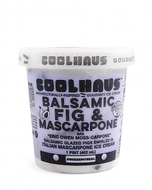Coolhaus Balsamic Fig & Mascarpone is MY PICK OF THE WEEK!