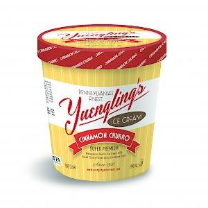 Yuengling's Ice Cream Cinnamon Churro is MY PICK OF THE WEEK!