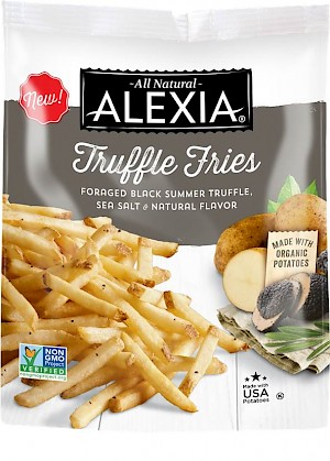 Alexia Foods Truffle Fries Foraged Black Summer Truffle, Sea Salt & Natural Flavor is a HIT!