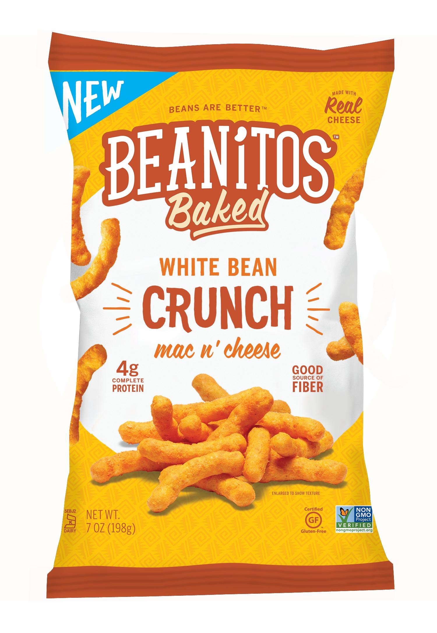 Beanitos: White Bean Crunch