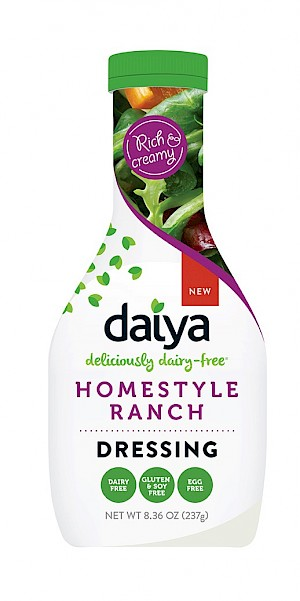 Daiya Foods Dairy-Free Dressing Homestyle Ranch is a HIT!