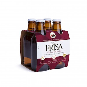 FRÏSA Sparkling Botanical Beverage Black Currant Rosehip is a HIT!
