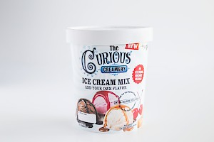 The Curious Creamery Ice Cream Mix Original is a MISS!
