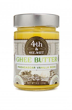 4th & Heart Ghee Butter Madagascar Vanilla Bean is a HIT!