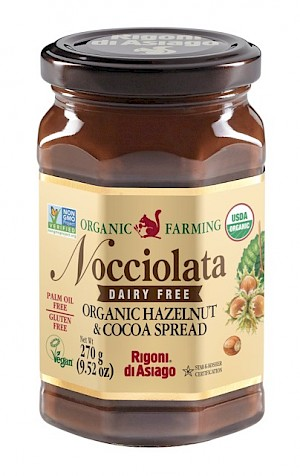 Rigoni di Asiago Nocciolata Dairy Free Hazelnut & Cocoa Spread is a HIT!