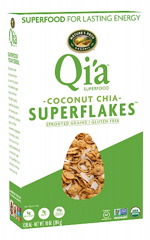 Nature's Path Qi'a Superflakes Coconut Chia is MY PICK OF THE WEEK!