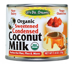 Let's Do...Organic® Condensed Coconut Milk is a HIT!