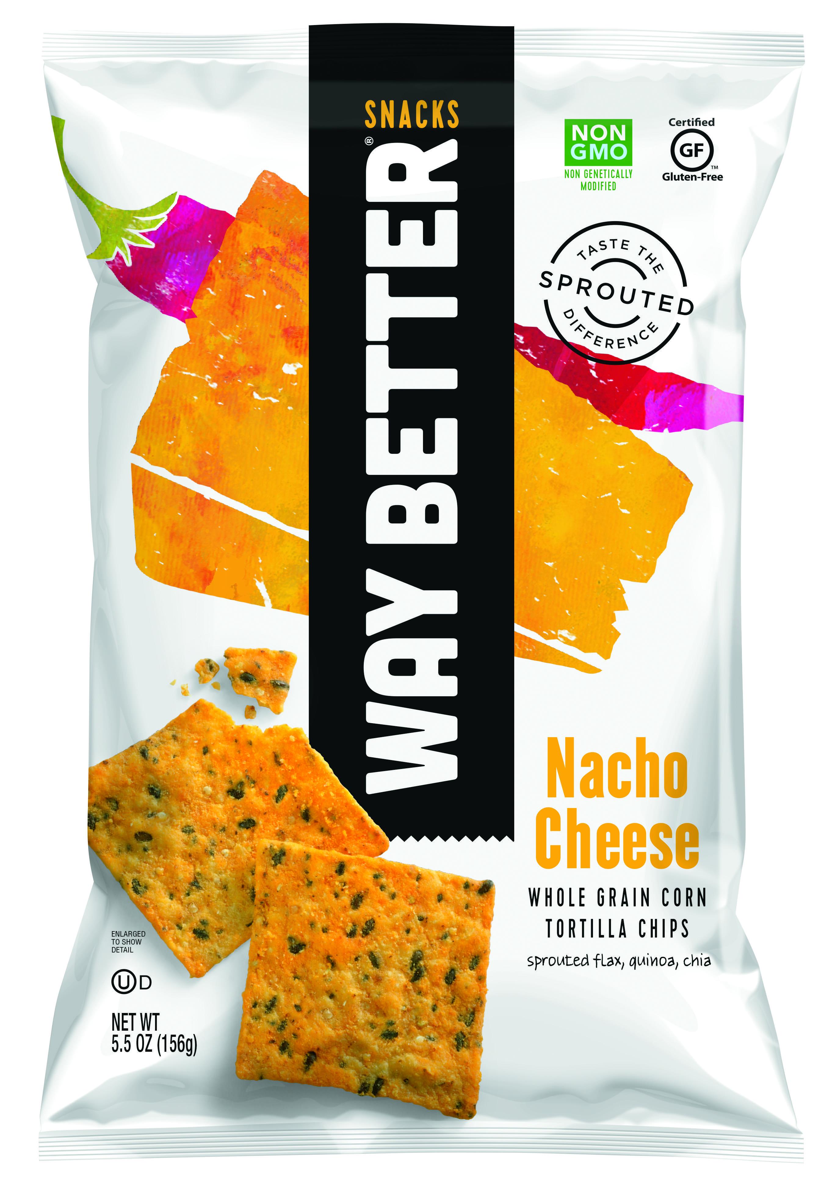 Way Better Snacks: Tortilla Chips