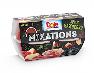 Dole Mixations Apple Raspberry is a HIT!