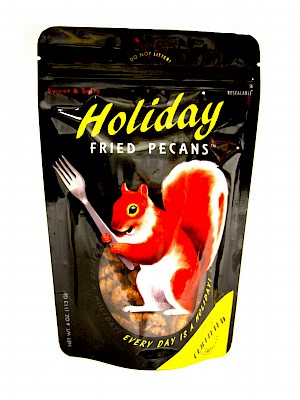 Holiday Fried Pecans Sweet & Salty is a HIT!