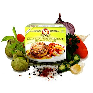Fortun Foods Finishing Touch Sauces Santa Fe Verde is a HIT!