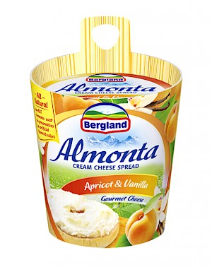 Almonta Cream Cheese Spread Apricot & Vanilla is MY PICK OF THE WEEK!