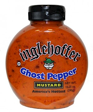 Inglehoffer Mustard Ghost Pepper is a HIT!