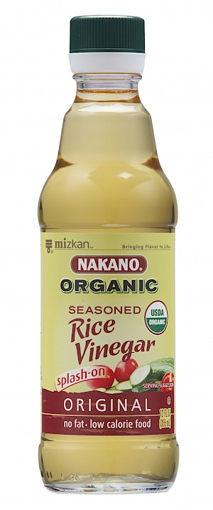 NAKANO Organic Seasoned Rice Vinegar Original is a HIT!