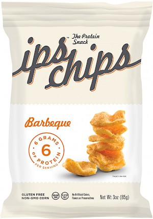 Ips All Natural Ips Chips Barbecue is a HIT!