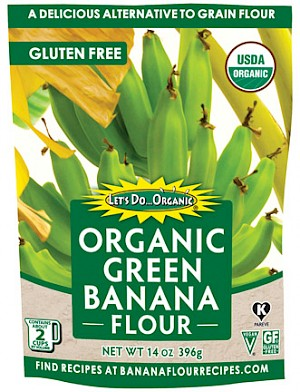 Let's Do...Organic® Green Banana Flour is a HIT!