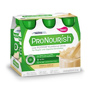 ProNourish™ Low FODMAP Nutritional Drink French Vanilla is a HIT!