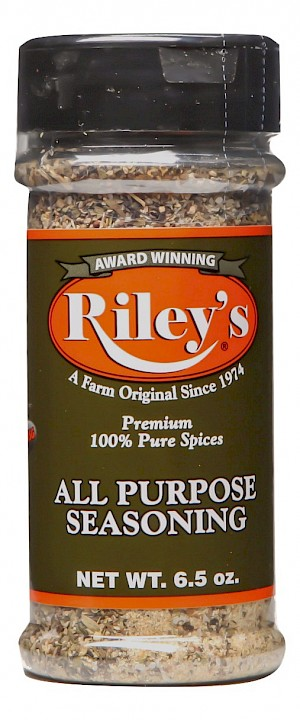 Riley's Seasonings All Purpose Seasoning is a HIT!