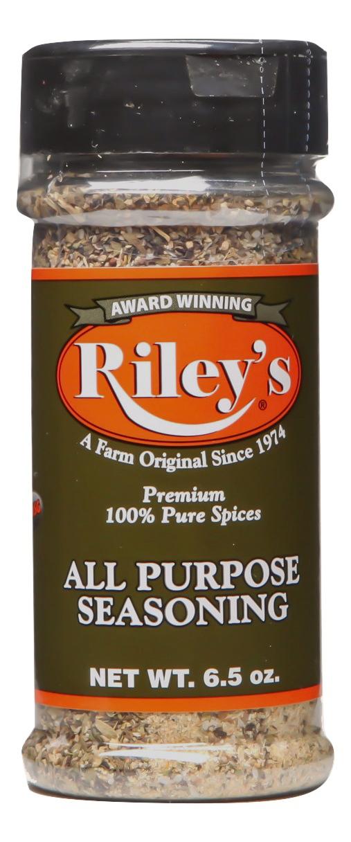 Riley's Seasonings: All Purpose Seasoning