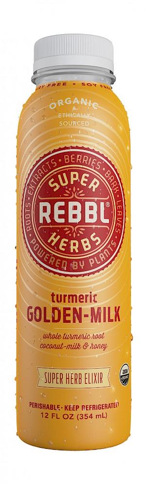 REBBL Elixir Turmeric Golden-Milk is MY PICK OF THE WEEK!
