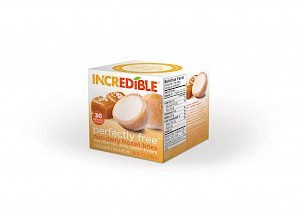 Incredible Foods perfectly free(tm) Salted Caramel is a HIT!