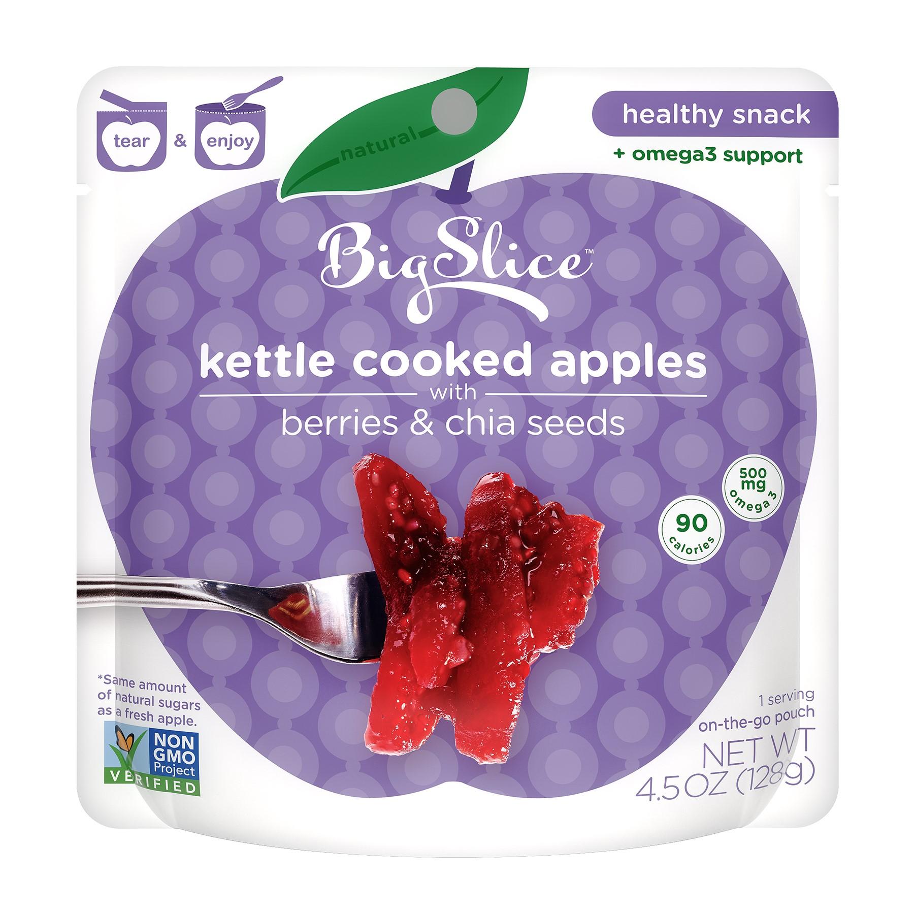 Big Slice: Kettle Cooked Apples
