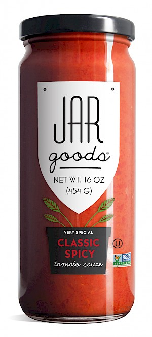 Jar Goods Classic Spicy Tomato Sauce is MY PICK OF THE WEEK!