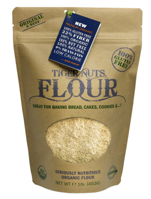 Premium Organic Tiger Nuts Flour is a HIT!