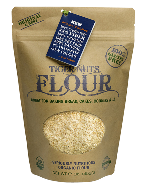 Tiger Nuts: Premium Organic Tiger Nuts Flour