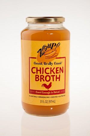 Zoup! Really Good Chicken Broth