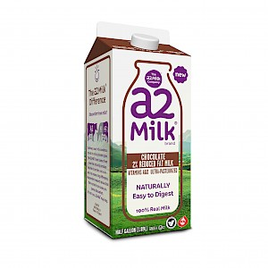 The a2 Milk Company 2% Reduced Fat Milk Chocolate