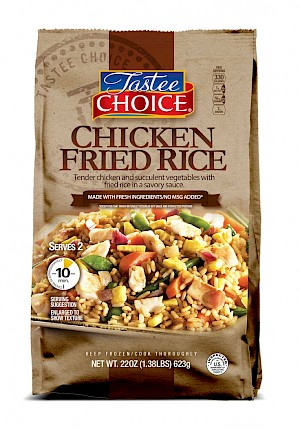 Tastee Choice Food Products Chicken Fried Rice
