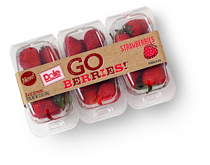Dole GO Berries! Strawberry