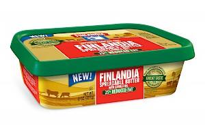 Finlandia Spreadable Butter with Canola Oil Reduced Fat Plain